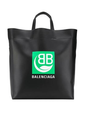 Balenciaga - Bb Market Tote Black - Men