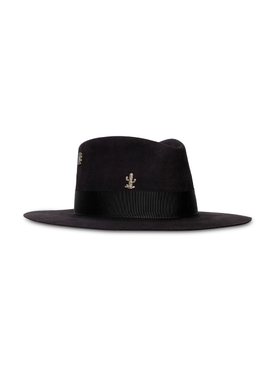 Cenote Black Cherry Felt Hat