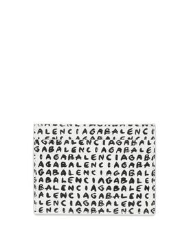 Logo Letters Cash Card Holder