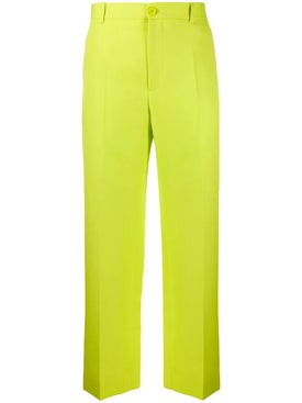 Balenciaga - Yellow Tailored Pants - Women