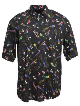 Balenciaga - Celebration Print Shirt
