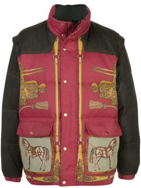 Gucci - Printed Puffer Jacket - Men