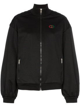 Gucci - Logo Sports Jacket Black - Women