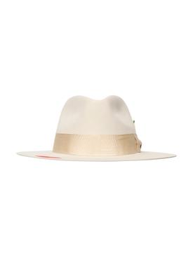 Smoke show felt hat