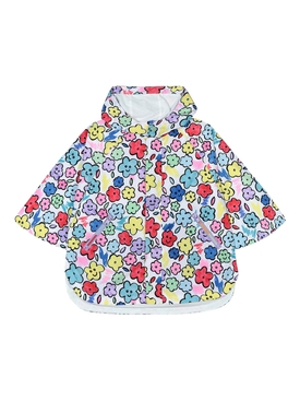 Kids Smiling Flower Cape