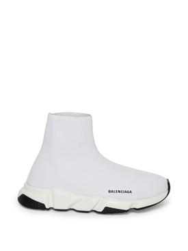 Kid's Speed Sneaker White
