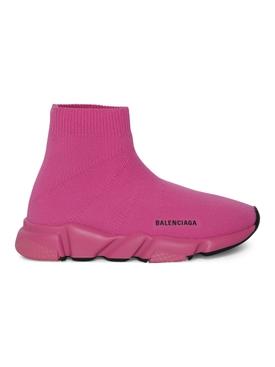 Kids Speed LT High-top Sneaker, Pink