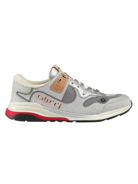 Gucci - Silver Ultrapace Low-top Sneakers - Men