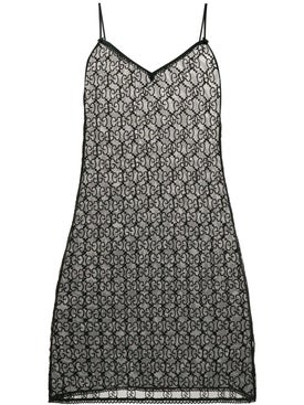 Gucci - Gg Lingerie Dress - Women