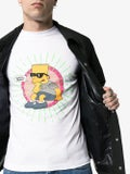 Off-white - Off-white X The Simpsons Bart Chill T-shirt - Men