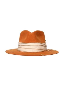 Mexican tatoo felt hat