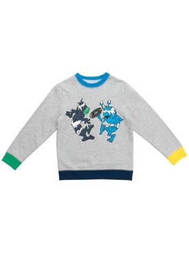 Kid's record monsters sweatshirt