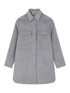 Grey Kerry Coat