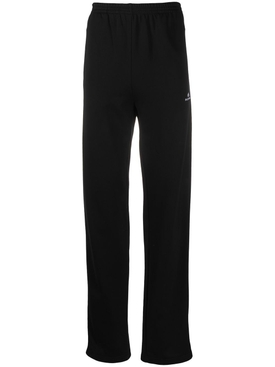 Balenciaga - Logo Black And White Track Pants - Men