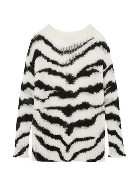Tiger Wool-blend Sweater