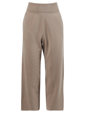 Soft Structure Trousers, almond