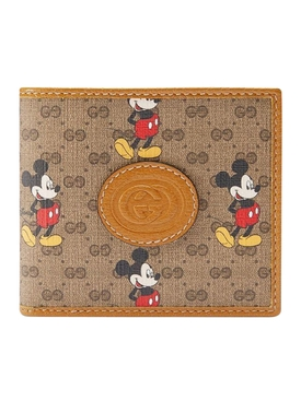 x Disney Mickey Billfold Wallet