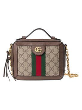 Gucci - Ophidia Gg Supreme Mini Shoulder Bag - Women