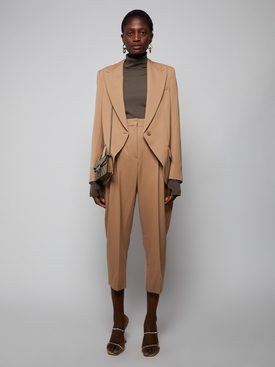 Lindsey Jacket Wool Twill Tailoring