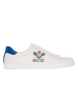Gucci - Ace Tennis Embroidered Sneakers - Men