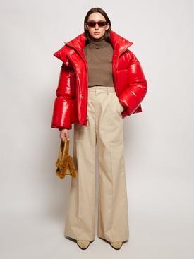 Raphael puffer jacket red