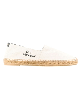 embroidered logo espadrilles Off-White