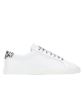 Andy Low-Top Leather Sneaker