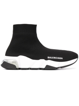 Balenciaga - Speed Light Clear Sole Sneakers - Women