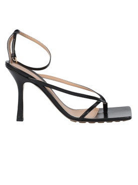 STRETCH SANDALS BLACK