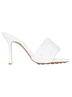 OPTIC WHITE LIDO SANDALS
