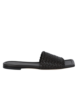 Bottega Veneta - Intrecciato Flat Sandals - Women