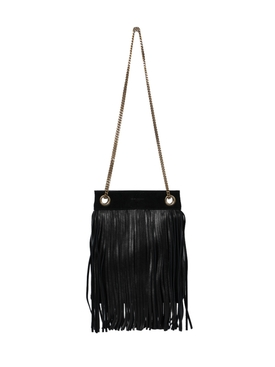 Grace fringed shoulder bag