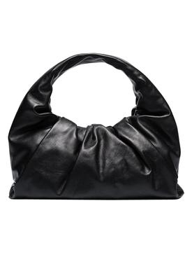 Black Shoulder Pouch Bag