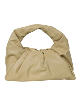 Bottega Veneta - The Shoulder Pouch-tapioca Gold - Women
