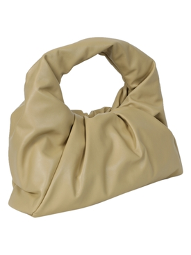 THE SHOULDER POUCH-TAPIOCA GOLD