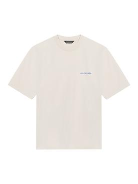 Medium Fit T-shirt, chalky white