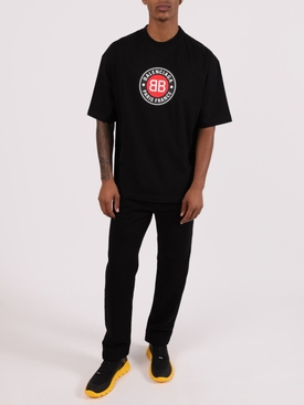 Medium Fit T-shirt BLACK