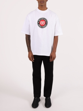 Medium Fit T-shirt WHITE