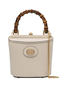 Marina mini bucket bag MYSTIC WHITE