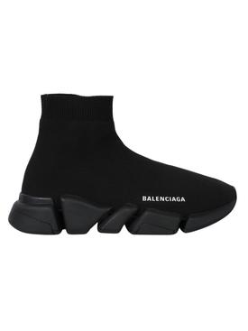 Black Speed.2 sneakers