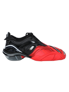 Two-tone Tyrex sneaker BLACK/RED