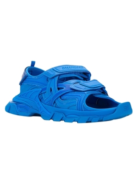 Paneled Track Sandal BLUE