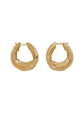 Gold-tone Mini Hoop Earrings