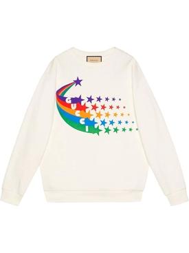 Rainbow sunlight sweatshirt