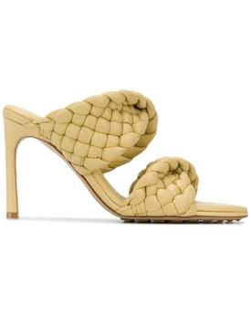 Curve Sandals, Tapioca