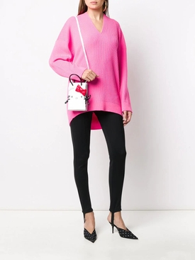 Hello Kitty Shopping Phone Holder Bag