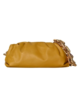 Ocra chain pouch