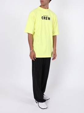 Yellow Crew T-shirt