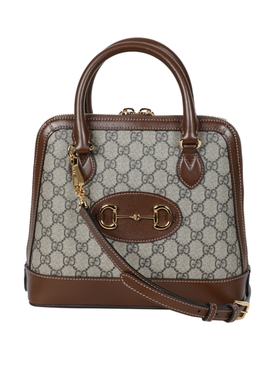 Gucci - 1955 Horsebit Top Handle Bag - Women