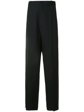 Balenciaga - Black Long Tailored Pants - Men